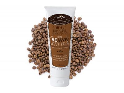 Body Scrub CocoRoo Rejavanation Coffee Scrub