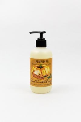 Hand and Body Wash Pumpkin Pie