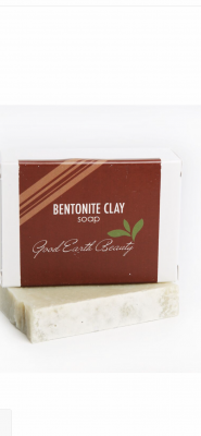 Bar Soap Bentonite Clay