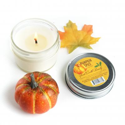Soy candle Pumpkin Spice