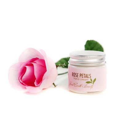 Hand Cream Rose - Sample By Good Earth Beauty