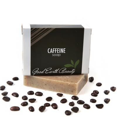 Bar Soap - Caffeine with peppermint and spearmint oils