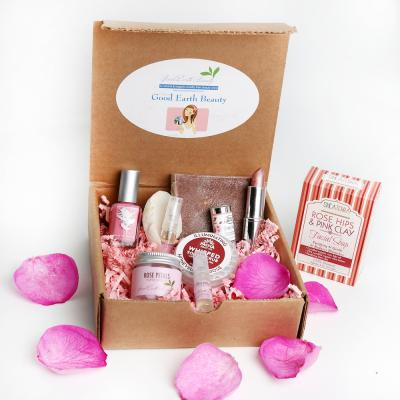 Beauty Box - A Rose is a Rose is a Rose Good Earth Beauty