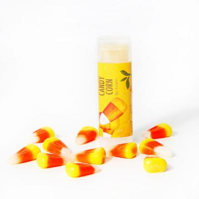 Lip Balm Vegan Candy Corn