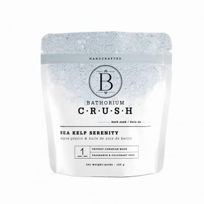 New Bathorium Crush Bath Soak Sea Kelp