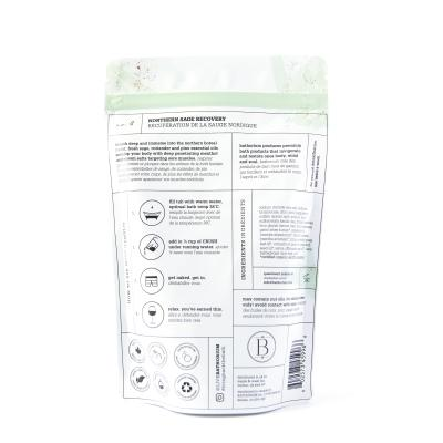 "New Bath Soak ""CRUSH"" Northern Sage Recovery 600gr 5 baths"