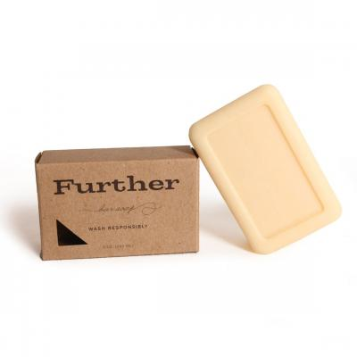 New 9 oz. Bar Soap – Further Glycerin Soap  by Further Soap Cruelty Free All Natural