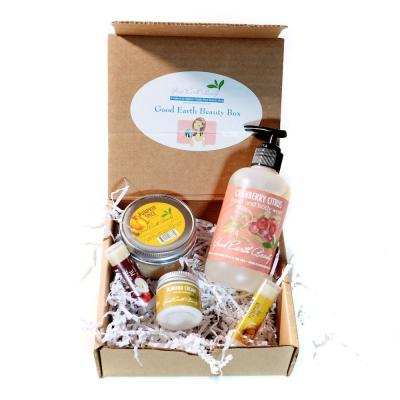 Beauty Box - Thankful One Time Box Good Earth Beauty