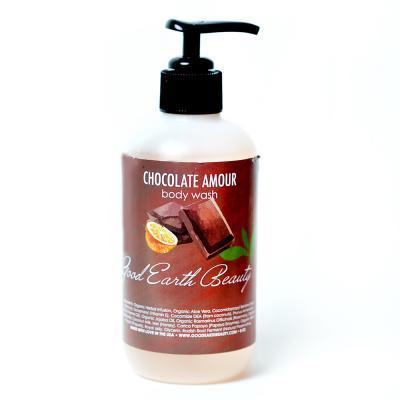 Hand and Body Wash Chocolate Amour Good Earth Beauty