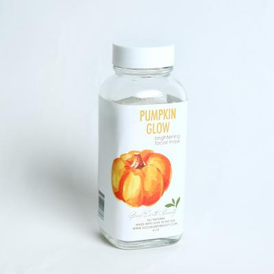 Facial Mask  - Pumpkin Glow Exfoliating Mask
