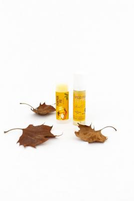 Pumpkin Gift Set Perfume and Lip Balm Good Earth Beauty