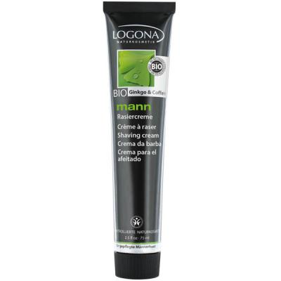 Shaving Cream Foam - Logona Mann