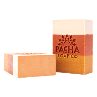 New Soap Natural Pumpkin Harvest by Pacha Soap
