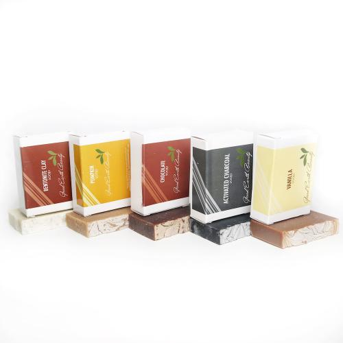 Bar Soap Vanilla Buy Any 4 Soaps Get 5th Free Use Code FreeSoap