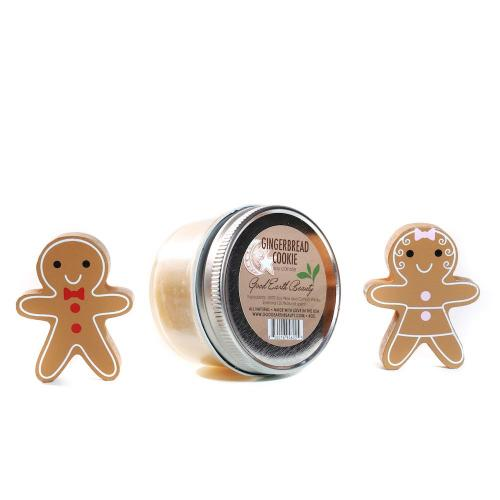 New All Natural Soy Candle Gingerbread Cookie by Good Earth Beauty