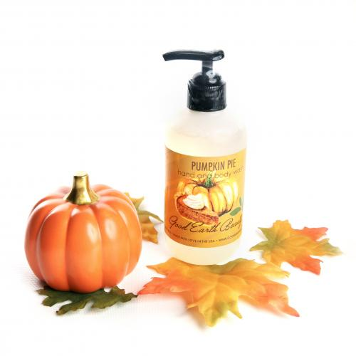 Body and Hand Wash Pumpkin Pie great gift