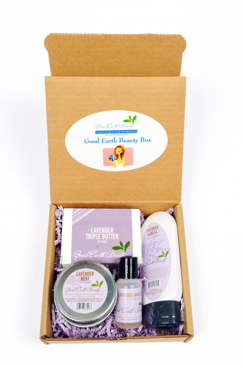 New Beauty Box - Mother's Day 2020 Pamper Her