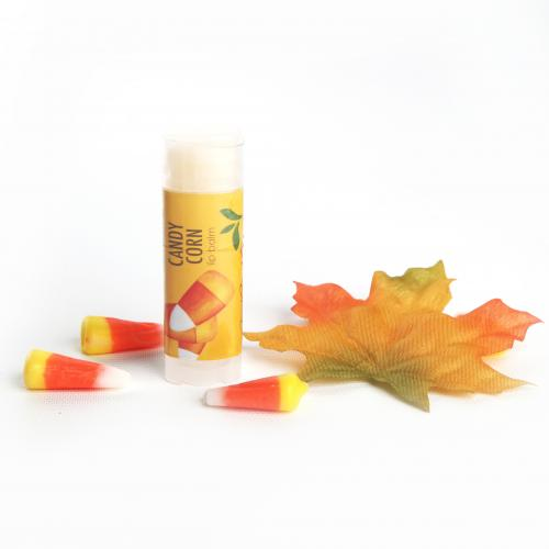 Lip balm Vegan Candy Corn Lip Balm