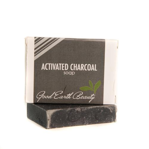 Bar Soap Activated Charcoal