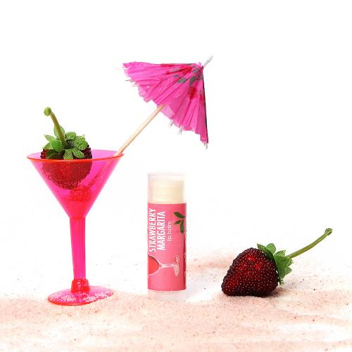 Strawberry margarita lip balm Vegan