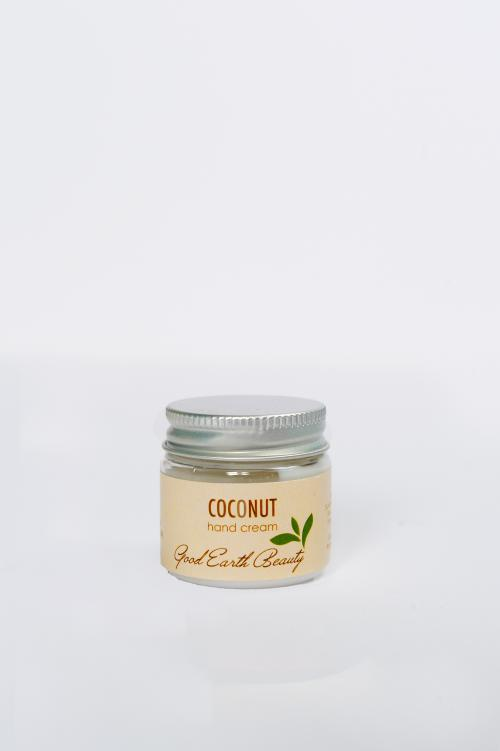 Hand Cream Coconut Sample