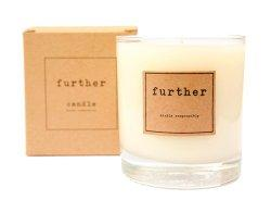 Candle By Further Soap All Natural