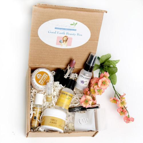 Mother's Day Beauty Box one time Good Earth Beauty