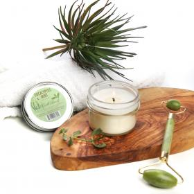All Natural Soy Candle Eucalyptus