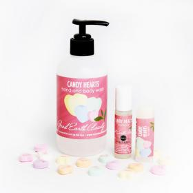 Candy Hearts Gift Set