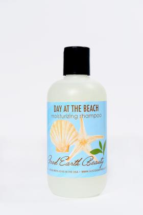 Shampoo Day at the Beach Moisturizing Natural Good Earth Beauty