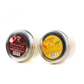 Candle Natural Soy Set of 2 Good Earth Beauty