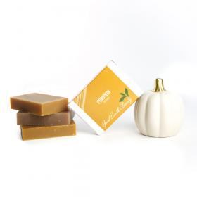Bar Soap Pumpkin Good Earth Beauty