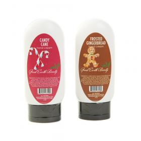Gift Set 2 Hand Cream Candy Cane & Frosted Gingerbread Good Earth Beauty