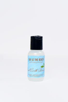 New Shampoo Sample Size A Day at the Beach Good Earth Beauty