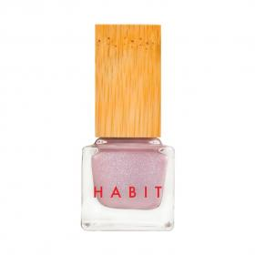 New Trend New Nail Polish -Baby Jane 43 Baby Pink Shimmer Non Toxic by Habit Cosmetics