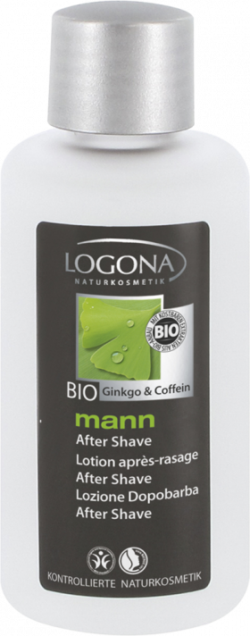 After Shave Splash - Logona Mann