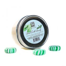 New All Natural Soy Candle Cool Mint by Good Earth Beauty