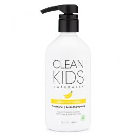 Conditioner for Kids Banana Smoothie Detangler sample