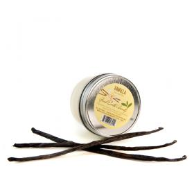 All Natural Soy Candle Vanilla Good Earth Beauty