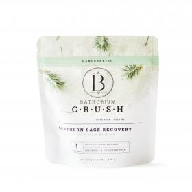 New Bathorium Crush Bath Soak Northern Sage Recovery