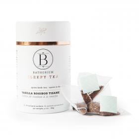New Vanilla Rooibos Tisane Herbal Tea Bathorium