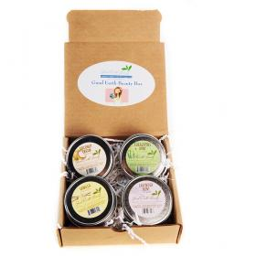 Candle Lover's Gift Set  - set of 4 Good Earth Beauty