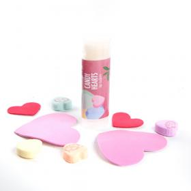 Lip Balm Vegan Candy Hearts