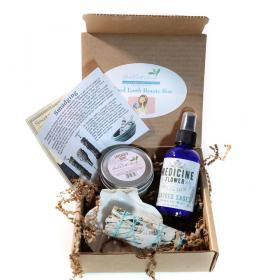 New Beauty Box - Sage Smudging One Time Box Good Earth Beauty