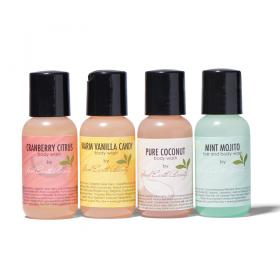 Hand and Body Wash Samples Choose a Flavor