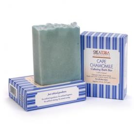 Soap - Calming Bath Bar Cape Chamomile Shea Terra Organics