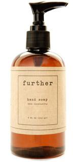 Hand Soap by Further Soap Cruelty Free All Natural