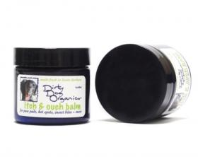 Itch & Ouch Balm Dirty Dog Organics The Grapeseed Company