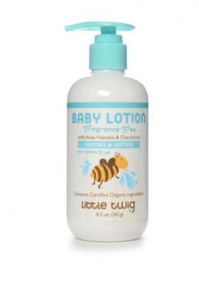 Lotion - Natural Soothing for Baby Little Twig