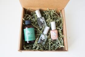 New Build A Box  - Priti NYC DIY at Home Nail Care Beauty Box